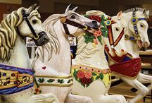 2016 The carousel building is here!! / by Berkshire Carousel