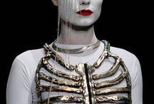 Skeleton chest looks