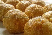 Moti choor ke laddu / Recipe of nice Sweet laddu