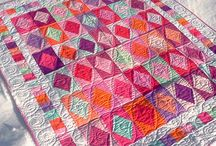 Quilts - Diamonds / by Naomi Anderson