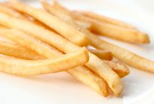 You want fries with that? / Our favorite fries and ways to #diy at home.