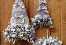 Идеи из ткани