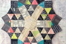 English Paper Piecing / by Leila Gardunia