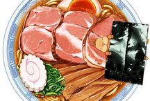 Comida Anime