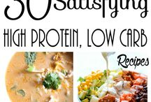 High Protein Low Carb