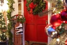 Porte de Noël