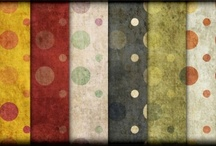 Textures, letters, & papers  / Downloadable files to add to painted or mixed media pieces
