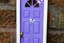 дверцы / различные декоративные дверцы