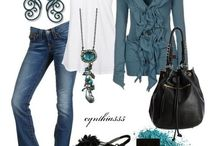 Fashion / Stuff I'd like to wear, or just admire the look of. / by Saundra Steelstone