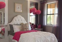 Girls Bedroom decor/ideas