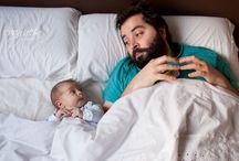 Les papas en tête à tête avec leur enfant