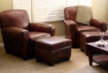 Grandview house: living room