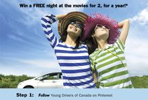 Pin It to Win It Contest / Pin to Win Contests from driving school Young Drivers of Canada #contest https://www.yd.com/pinterest-contest.aspx