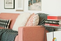 """Blush"" Curated Walls / by Loren Crosier"