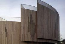 Architecture / by Tatum Thurston