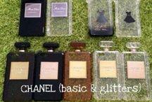 Perfume Case / Casing lucu berbentuk replika botol parfum dari merk ternama. Psssttt... Ada wangi parfumnya juga lho!  Available phone: iPhone & Samsung.  Harga lengkap ada di website kami: http://wearhouseosid.blogspot.com