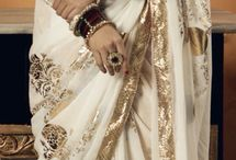 wrap a Saree