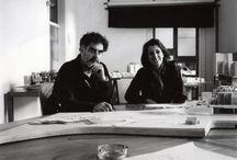 EMBT - Enric Miralles and Benedetta Tagliabue