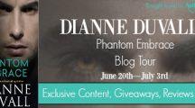 Phantom Embrace Blog Tour