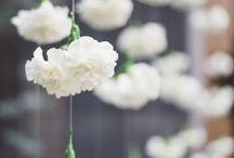 Wedding flower ideas....