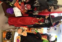It's Halloween At Goodwill!