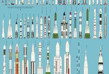 Rakety a jiný vesmír