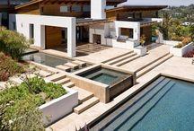 water pool - piscina de água