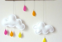 Baby Mobiles / by Heather Vo