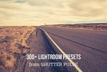 Photography - Lightroom Presets