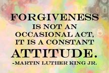 Forgiveness & Strength