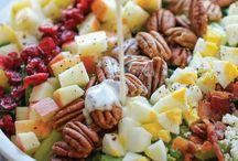 Chopp salat