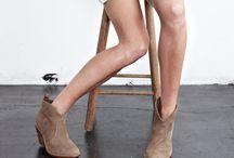 Boots + Shoes