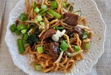 Beef Recipes, Steak Recipes, and Burger Recipes / If it has beef as an ingredient in it and it is beautiful, this is where the pin goes. From beef chow mein to beef stroganoff, we got it covered for beef inspiration.
