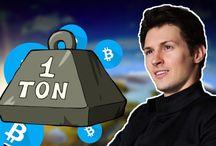 Новости TON, криптовалюта Gram, Павел Дуров