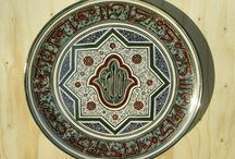 Moroccan Art / Images of art that were either created in Morocco or inspired by it.