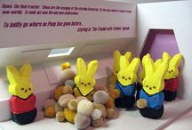 Peeps Dioramas / by Denise Caruso