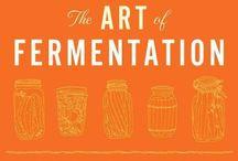Fermented / Fermented or cultured foods, natural probiotics