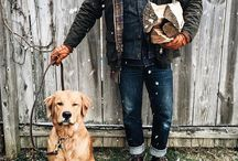 Barbour & Boots