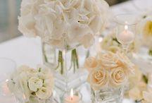 Wedding centrepieces / Centrepiece ideas for my wedding