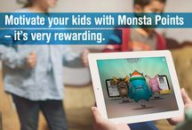 Monsta Points coverage / App reviews, listings and coverage