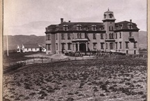 California Colleges / You can also visit http://collegehistorygarden.blogspot.com/ for more information.