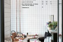 RESTAURANT IDEAS