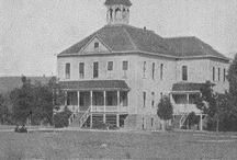 "GRAYSVILLE ACADEMY / ""An SDA school, operated privately from 1893 until 1896 when it become a General Conference institution. In 1898 (according to the school calendars), the name was changed to Southern Industrial School, and three years later to Southern Training School..."""