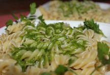 Pasta & Pesto