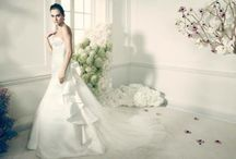White Wedding / Get inspired with crisp white wedding gowns and luxurious décor.