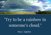 Maya Angelou Quotes / A collection of quotes from Maya Angelou