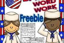 Veteran's Day Best TPT Creations P-K / 7th Grade / Let's join and pin all together for Veteran's Day Best TPT Creations P-K / 7th Grade