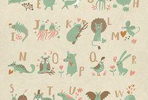 ilustrasi, art, pattern