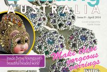 Issue 9 / 160+ pages of beaded goodness from the Digital Beading Magazine team x