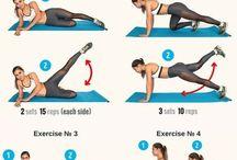 Egzersiz- Bacak Egzersizleri